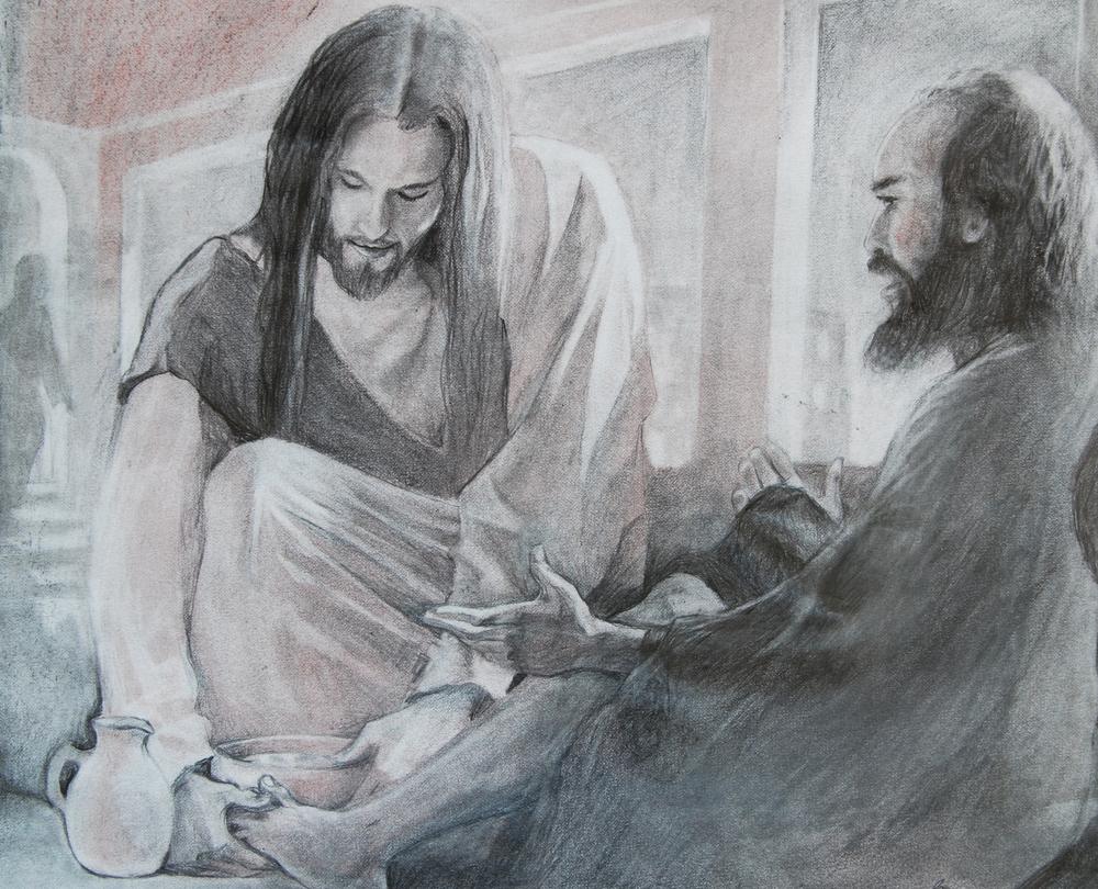 耶稣非常愿意我们正确的遵守逾越节